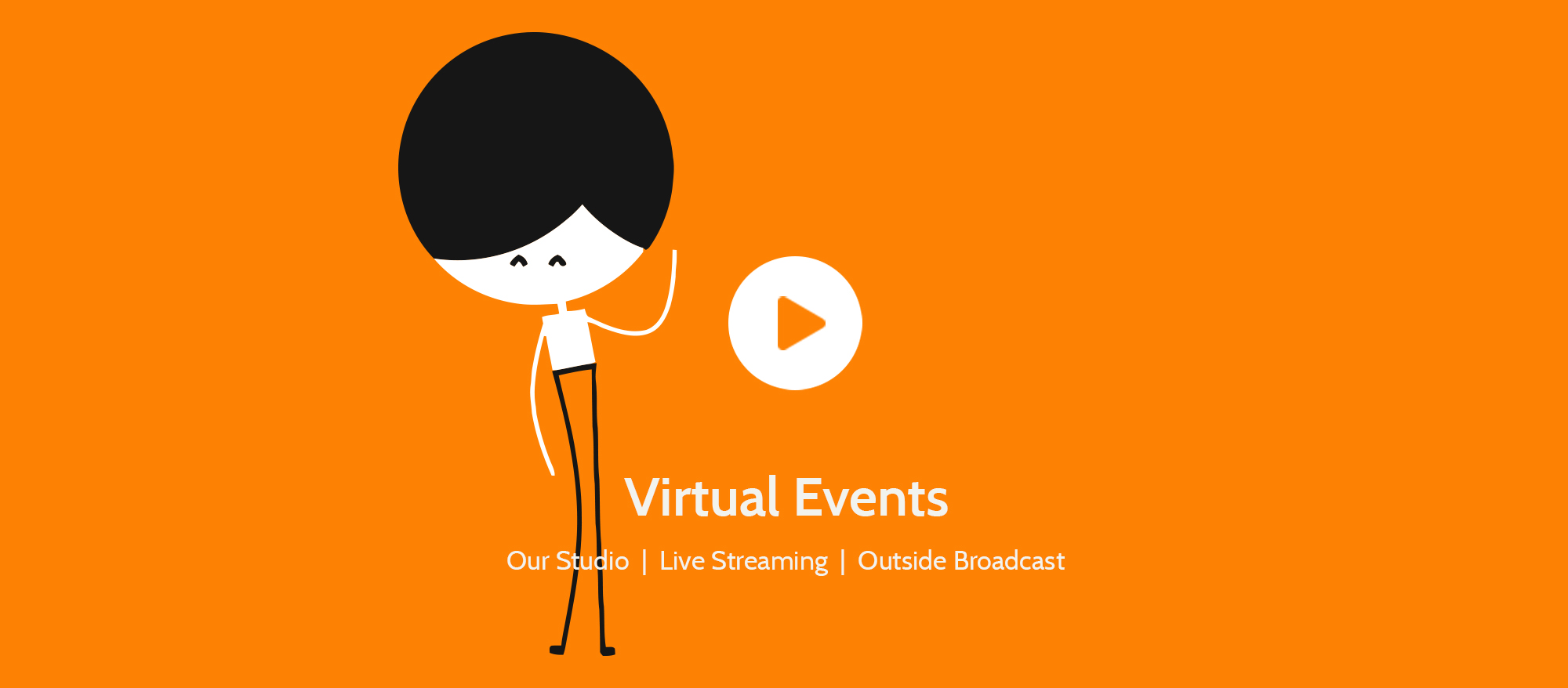 Revolution Productions Virtual Events